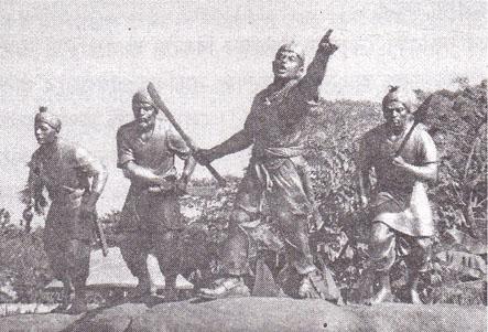 গমধৰ-পিয়লি-জীউৰাম-তীৰত সিং