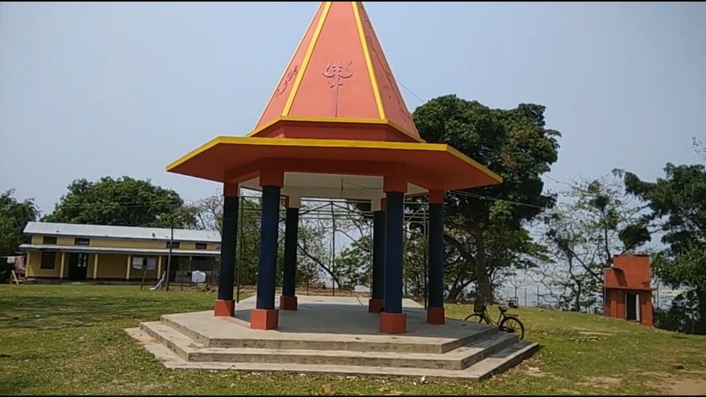 Rest temple of paglartek mondir
