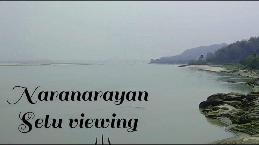 Naranayan River with Paglartek mundir