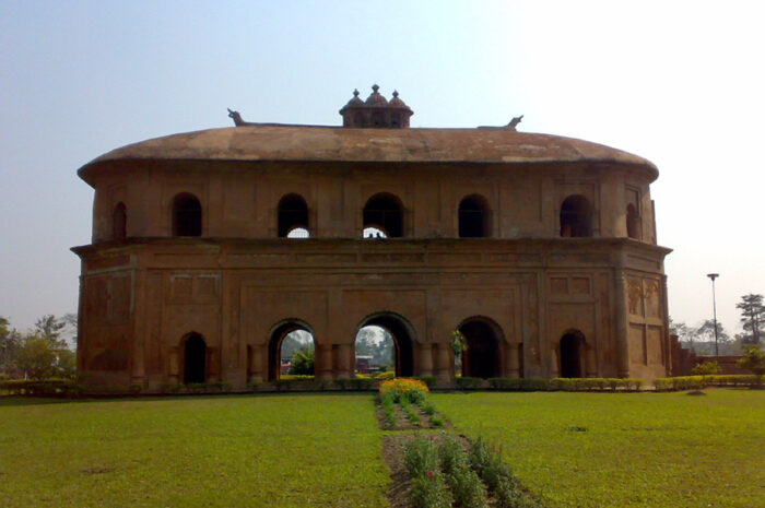 History of Sri Surya Pahar in Assamese