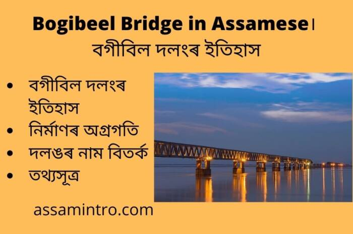 About of Bogibeel Bridge in Assamese। বগীবিল দলং