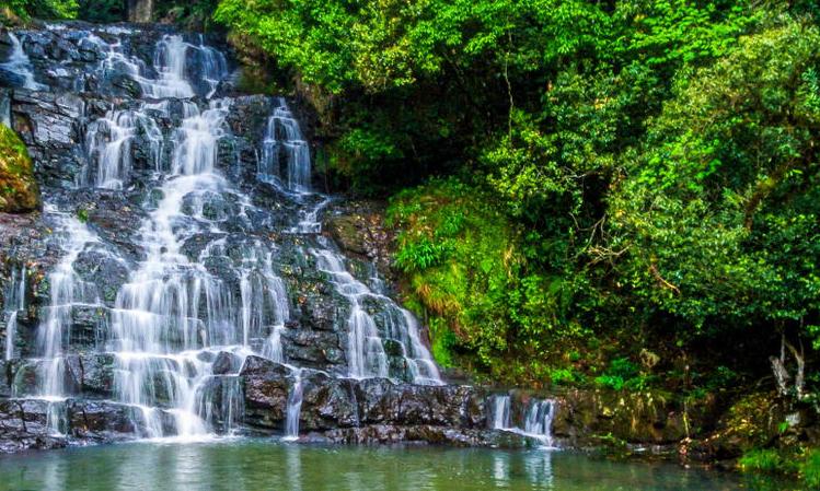 Elephant Falls in assamese
