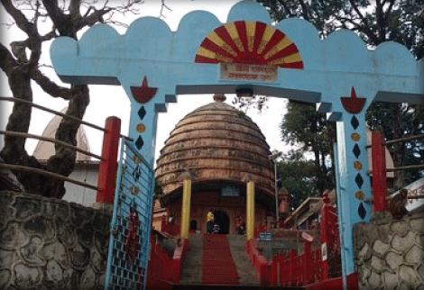 Navagraha Temple in Assamese