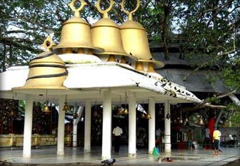 Tilinga Mandir in Assamese