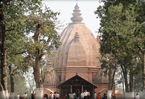 Negheriting Shiva Doul in Assamese
