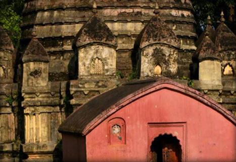 Asvakranta Temple in Assamese