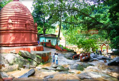 Basistha Temple in Assamese